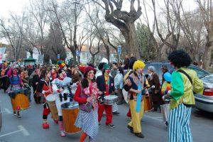 Actuación en Carnavales
