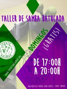 Taller de Samba Batucada